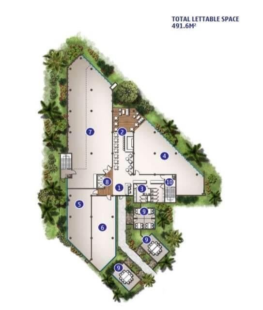 Floor Plans -Ground floor