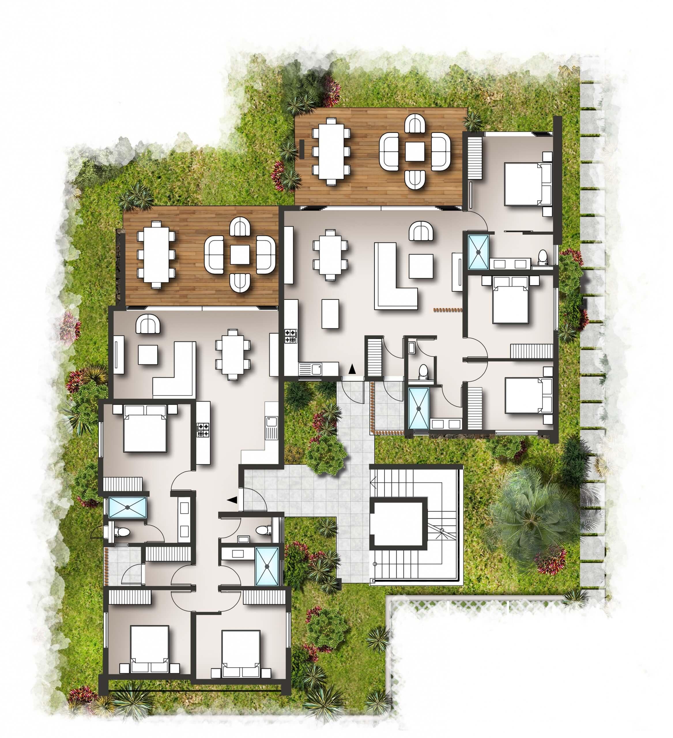 Apartments - AF1 & AF2